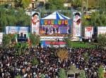 همایش بزرگ پیاده روی خانوادگی در ارومیه برگزار شد