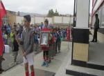 افتتاحیه المپیاد ورزشی درون مدرسه ای بمناسبت هفته تربیت بدنی