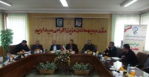 حاج فریدون نوری رئیس هیئت ورزشهای همگانی استان آ.غربی
