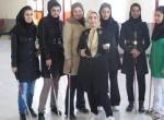 تمرینات بهکاپ بانوان ارومیه برای مسابقات کشوری و انتخابی تیم ملی