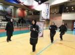 """مسابقات آمادگی جسمانی کارمندان ویژه """"بانوان"""" در شهرستان ارومیه برگزار شد"""