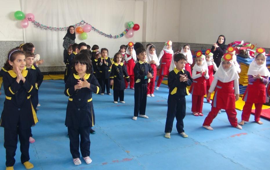 هیئت ورزشهای همگانی استان آ.غربی+جشنواره+کودکان