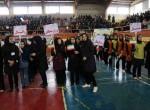همایش بزرگ ورزش بانوان در میاندوآب برگزار شد
