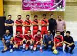 برگزاری مسابقات فوتسال جام رمضان در قوشچی