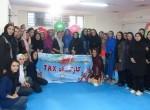 کارگاه TRX برای اولین بار در ارومیه برگزار شد .