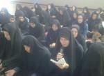 مراسم دعای زیارت عاشوراء در شهرستان شاهین دژ برگزار شد .