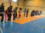 مسابقات طناب کشی و طناب زنی در شاهین دژ برگزار شد