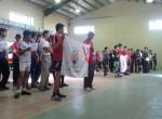 آغاز المپیاد ورزشی درون مدرسه ای روستای قولنجی