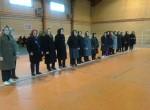 مسابقات طناب کش بانوان در دو گروه سنی برگزار گردید