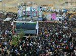 سومین همایش بزرگ پیادهروی خانوادگی منطقه آزاد ماکو برگزار شد