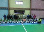 مسابقات فوتسال كاركنان دولت گراميداشت دفاع مقدس در مهاباد به پايان رسيد