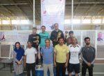 مسابقات آمادگی جسمانی انتخابی استان جهت اعزام به مسابقات قهرمانی کشور