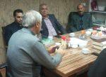 جلسه هیات رئیسه هیات ورزش های همگانی استان برگزار شد