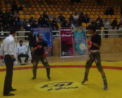 اولین دوره ی جشنواره بزرگ فرهنگی مسابقات ورزشی رزم پهلوانی کمیته پرثوآ برگزار شد
