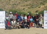 هفته المپیک در آذربایجانغربی با پاکسازی طبیعت مارمیشو آغاز شد