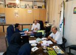 برگزاری جلسه هیات رئیسه ، هیات ورزشهای همگانی استان