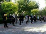 برگزاری ورزش صبحگاهی بانوان در ارومیه