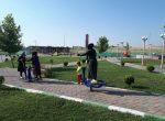 برگزاری اردوی تفریحی ورزشی توسط هیات ورزش های همگانی شهرستان ارومیه