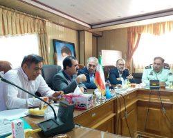 برگزاری شورای ورزش همگانی در شهرستان نقده