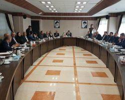 دومین جلسه شورای ورزش استان برگزار شد .