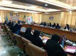جلسه نواب رئیس بانوان شهرستان ها برگزار شد