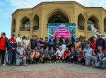 همایش ورزش صبحگاهی در محوطه پارک ائل گلی با حضور آقای خورشیدی برگزار شد