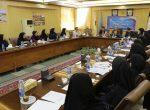 نشست مشترک سالانه نواب رئیس هیأت های ورزشی استان و کارشناسان ورزش بانوان شهرستان ها برگزار شد