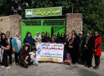 اردوی تفریحی بانوان ورزشکار صبحگاهی شهرستان اروميه