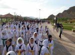 همایش پیاده روی ورزشکاران هیئت تکواندو با خانواده در ماکو برگزار شد
