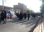 برگزاري پیاده روی خانوادگی همزمان با عید سعید غدیر در تازه شهر