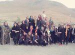 سفر کمیته گردشگری مهاباد به آب معدنی شیخ معروف