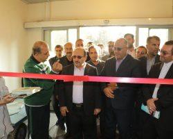 افتتاح دومین نمایشگاه بزرگ هیاتهای ورزشی آذربایجانغربی