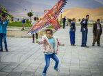 برگزاری فستیوال بادبادک در پيرانشهر