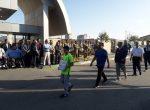 برگزاري رژه بزرگ هیات های ورزشی آذربایجان غربی بمناسبت روز تربیت بدنی و ورزش