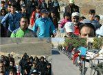 برگزاری همایش پیاده روی و کوهپیمایی خانوادگی و دوچرخه سواری در بازرگان