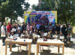 مسابقات پینت بال ویژه بانوان در ارومیه برگزار شد.