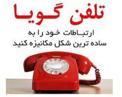 راه اندازی تلفن گویا فدراسیون همگانی