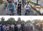 برگزاري پنجمین همایش دوچرخه سواری در میاندوآب