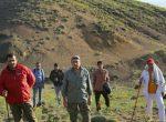 برنامه پياده روي و کوهپیمایی در شهرستان چالدران