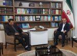 جلسه مسئولین ورزش همگانی با فرماندار شهرستان ارومیه
